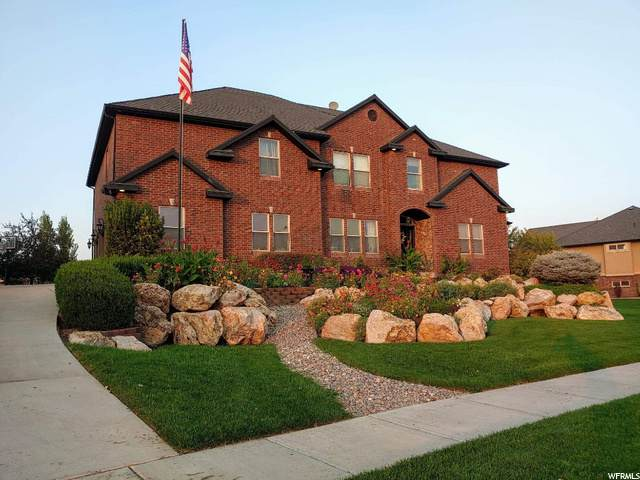 4838 W 3625 S, West Haven, UT 84401 (#1717114) :: Powder Mountain Realty
