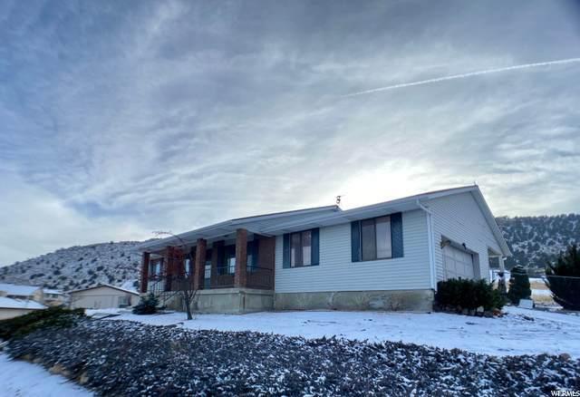 4597 W Hillside Dr, Vernal, UT 84078 (#1717143) :: Colemere Realty Associates