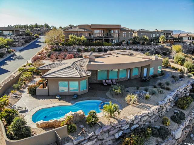 2145 E Pinnacle Dr., St. George, UT 84790 (#1717149) :: Berkshire Hathaway HomeServices Elite Real Estate