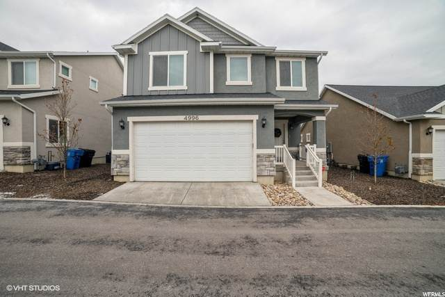 4996 W Sarasota Ln S, Herriman, UT 84096 (#1717153) :: Exit Realty Success