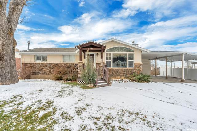 1349 N 400 E, Bountiful, UT 84010 (#1717189) :: Exit Realty Success