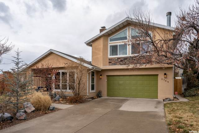 2769 E Loran Heights Dr S, Salt Lake City, UT 84109 (#1717192) :: Big Key Real Estate