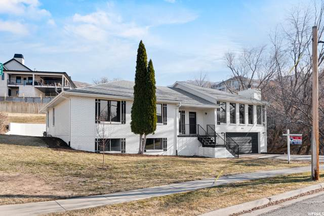 851 Lakeview Dr, Bountiful, UT 84010 (#1717205) :: EXIT Realty Plus