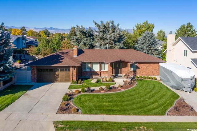 7236 S 2065 E, Cottonwood Heights, UT 84121 (#1717208) :: Berkshire Hathaway HomeServices Elite Real Estate