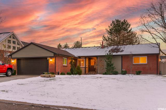 1888 E Millbrook Rd, Salt Lake City, UT 84106 (#1717224) :: Doxey Real Estate Group