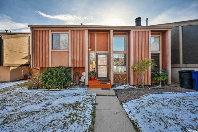2489 Hardrock Dr, Taylorsville, UT 84119 (#1717241) :: Berkshire Hathaway HomeServices Elite Real Estate
