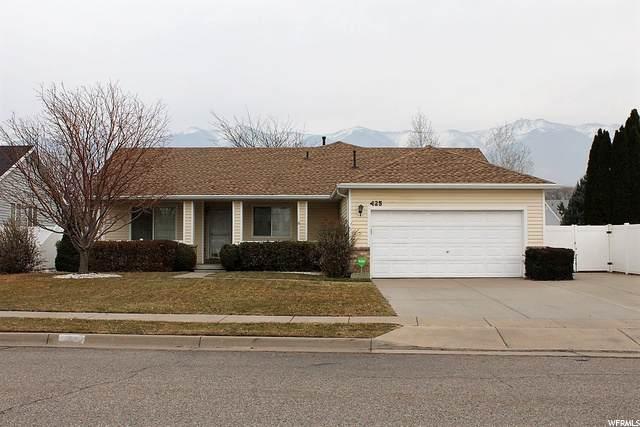 435 Larkin Ln, Kaysville, UT 84037 (#1717262) :: Doxey Real Estate Group
