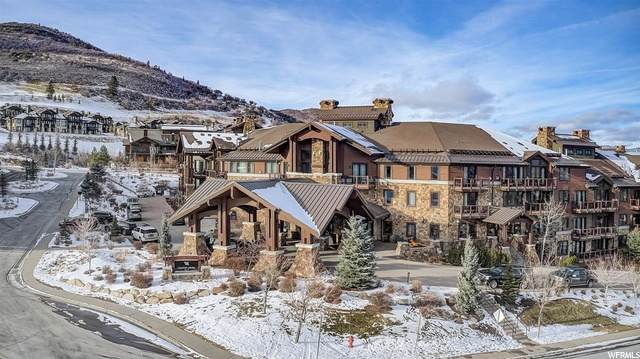 2100 Frostwood Blvd W #3160, Park City, UT 84098 (#1717279) :: Pearson & Associates Real Estate