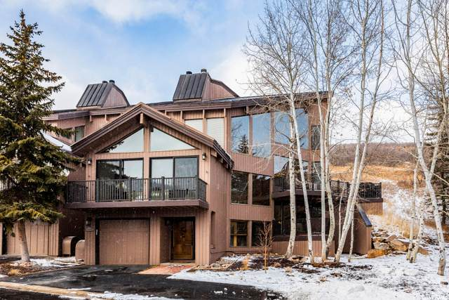 1375 Pinnacle Dr #70, Park City, UT 84060 (#1717304) :: McKay Realty