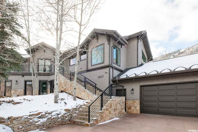 2653 Aspen Springs Dr #64, Park City, UT 84060 (#1717313) :: Big Key Real Estate