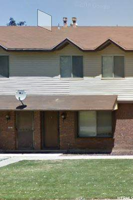 150 E Southwell St #6, Ogden, UT 84404 (MLS #1717327) :: Lookout Real Estate Group