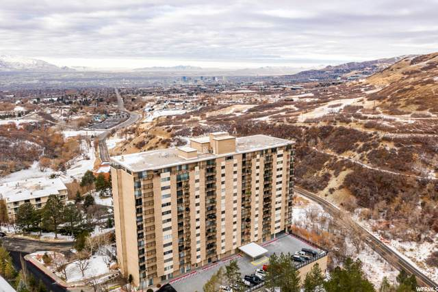 875 S Donner Way #206, Salt Lake City, UT 84108 (#1717342) :: Red Sign Team
