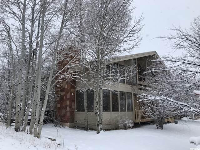 3564 Saddleback Rd, Park City, UT 84098 (#1717348) :: Berkshire Hathaway HomeServices Elite Real Estate