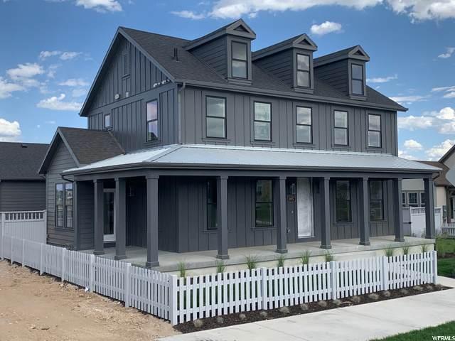 412 W Founders Blvd S #20, Saratoga Springs, UT 84045 (#1717351) :: Bustos Real Estate | Keller Williams Utah Realtors
