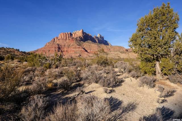 2550 Anasazi Way #52, Springdale, UT 84767 (#1717355) :: Powder Mountain Realty