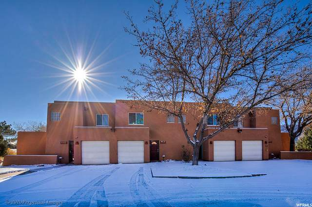 3246 E Fairway Loop #5, Moab, UT 84532 (#1717358) :: Doxey Real Estate Group