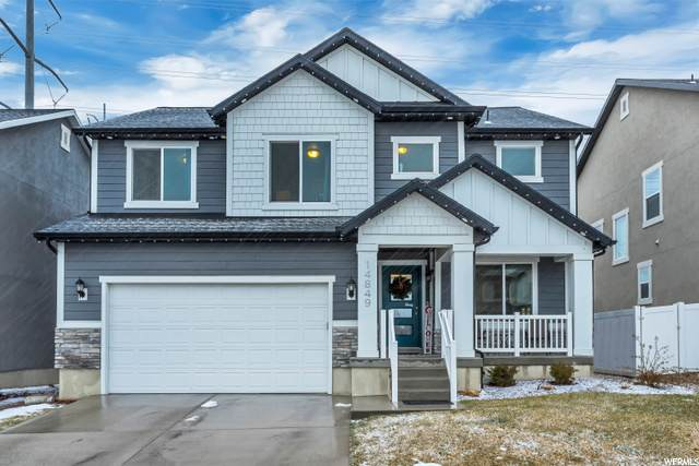 14849 S Mckenna Rd W, Bluffdale, UT 84065 (MLS #1717367) :: Lookout Real Estate Group