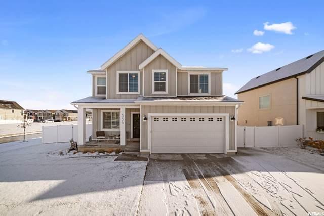 556 S Ravenwood Ln, Saratoga Springs, UT 84045 (#1717421) :: EXIT Realty Plus