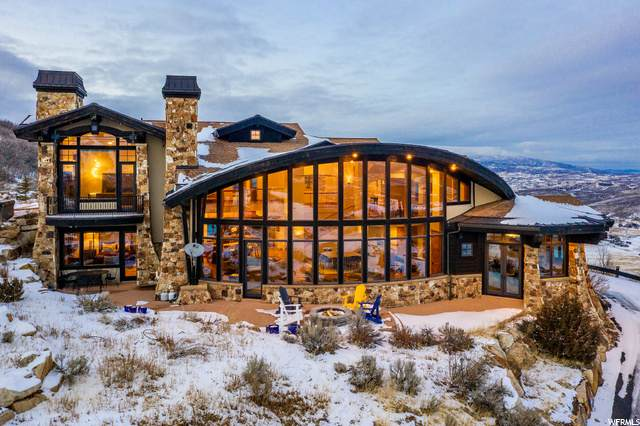 370 Mountain Top Dr #2, Park City, UT 84060 (#1717453) :: goBE Realty