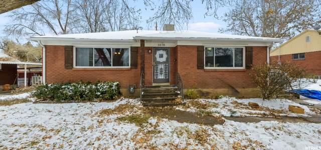 3376 Monroe Blvd, Ogden, UT 84403 (#1717469) :: Red Sign Team