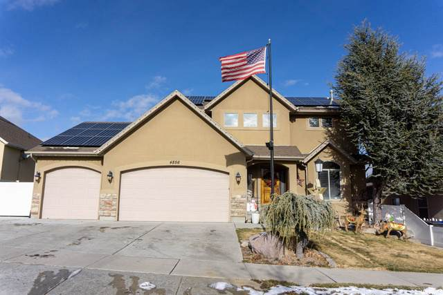 4856 W Boulder Meadow Dr S, Herriman, UT 84096 (#1717473) :: Powder Mountain Realty