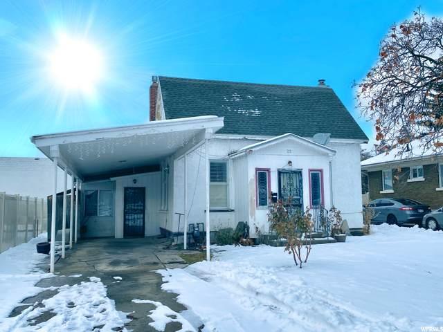 23 E 400 S, Logan, UT 84321 (#1717585) :: Bustos Real Estate | Keller Williams Utah Realtors