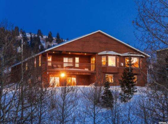 7915 N Douglas Dr, Park City, UT 84098 (MLS #1717589) :: High Country Properties