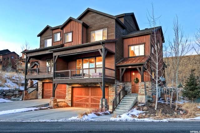 1515 E Longview Dr, Hideout, UT 84036 (MLS #1717616) :: High Country Properties
