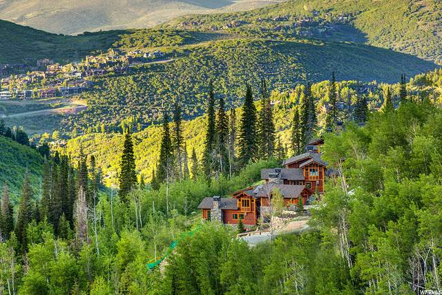 29 Nakoma Ter #4, Deer Valley, UT 84060 (#1717784) :: Colemere Realty Associates