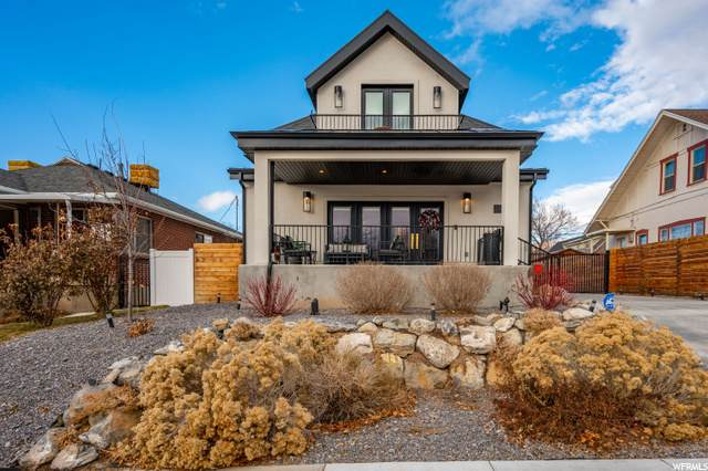 1425 E Kensington Ave, Salt Lake City, UT 84105 (#1717797) :: Berkshire Hathaway HomeServices Elite Real Estate