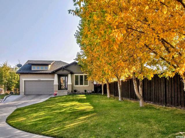 2156 E Feather Hill Ct, Draper, UT 84020 (#1717800) :: Pearson & Associates Real Estate