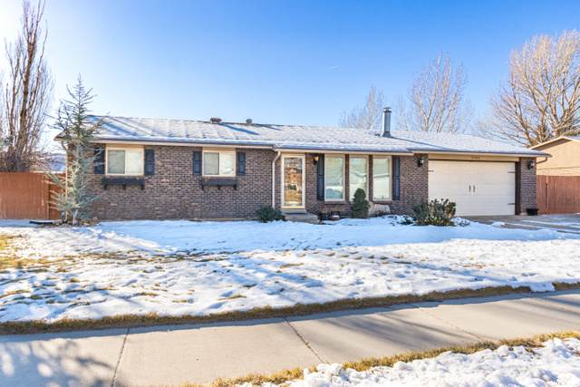 2001 E 7700 S, South Weber, UT 84405 (#1717821) :: Doxey Real Estate Group