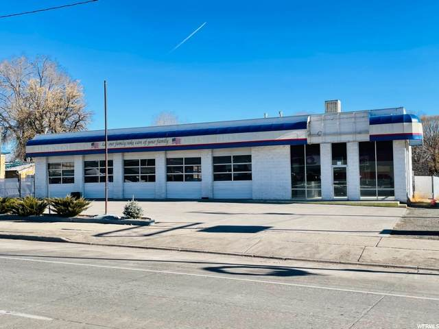 385 S Main St, Richfield, UT 84701 (#1717822) :: Exit Realty Success