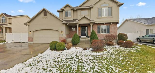 42 E 900 S, Kaysville, UT 84037 (#1717870) :: Doxey Real Estate Group