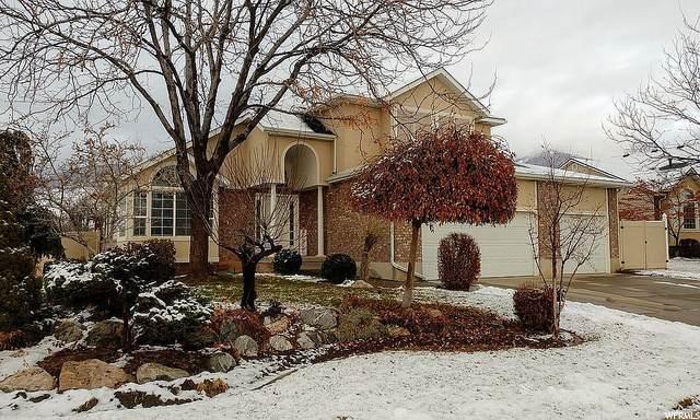 1063 S Via La Costa Way, Kaysville, UT 84037 (#1717900) :: Doxey Real Estate Group