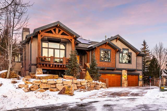 2585 Larkspur Dr, Park City, UT 84060 (#1718021) :: Utah Best Real Estate Team | Century 21 Everest