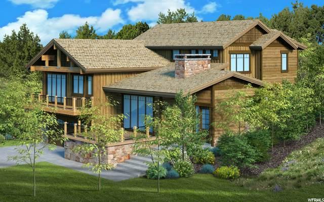 1857 E Kings Peak Cir (Lot Cp-39) Cp-39, Heber City, UT 84032 (#1718046) :: Big Key Real Estate