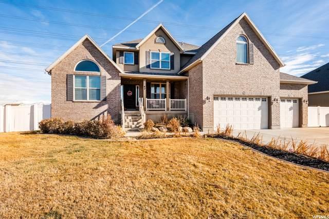 47 S Bonneville Lane Ln W, Kaysville, UT 84037 (#1718165) :: Doxey Real Estate Group