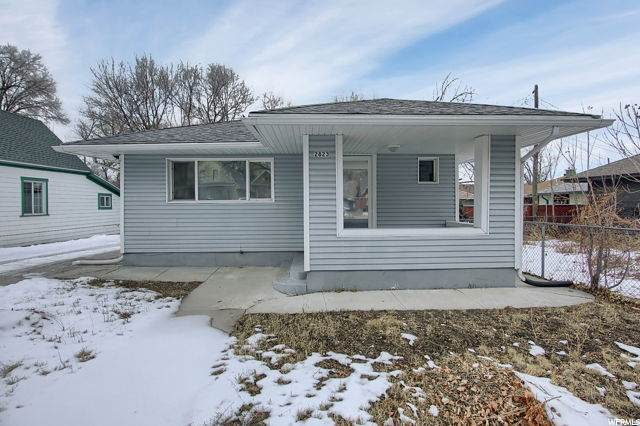 2823 S Monroe Blvd E, Ogden, UT 84403 (#1718175) :: Powder Mountain Realty