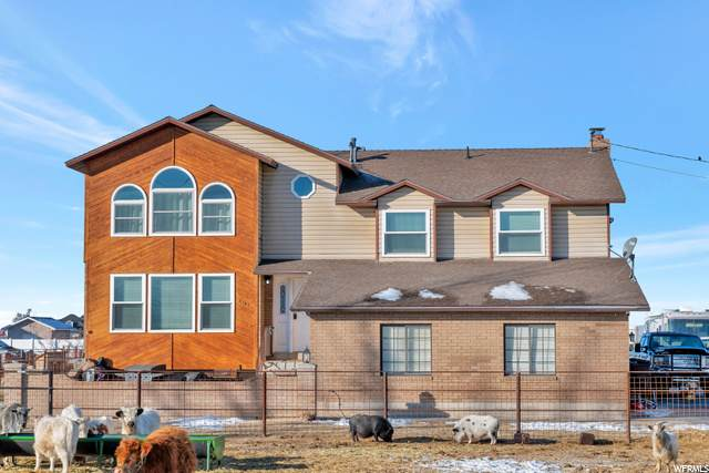 3749 S 5500 W, Hooper, UT 84315 (#1718178) :: Doxey Real Estate Group