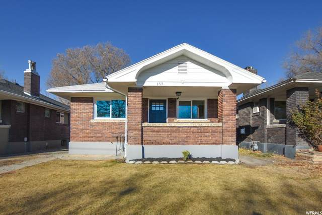157 E Kensington Ave, Salt Lake City, UT 84115 (#1718193) :: Big Key Real Estate