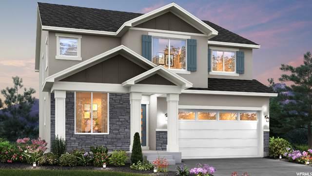 1243 W Brinkerhoff Dr S #103, West Jordan, UT 84084 (MLS #1718206) :: Lawson Real Estate Team - Engel & Völkers