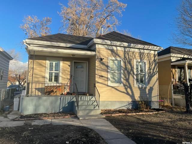 351 S 1000 W, Salt Lake City, UT 84104 (#1718219) :: Pearson & Associates Real Estate