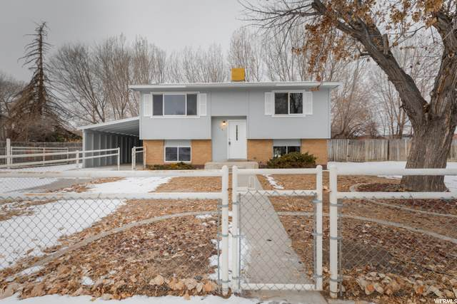 16 S 1200 W, Vernal, UT 84078 (#1718286) :: EXIT Realty Plus