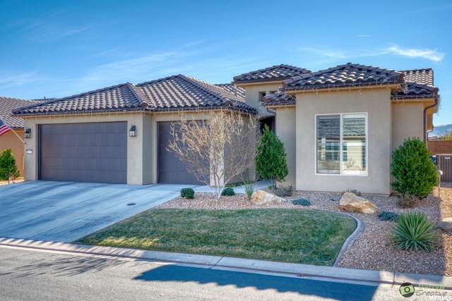 1547 W Grapevine Dr, St. George, UT 84790 (#1718288) :: Red Sign Team