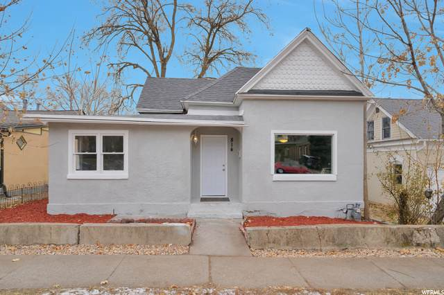 814 E 2ND Ave, Salt Lake City, UT 84103 (#1718322) :: goBE Realty