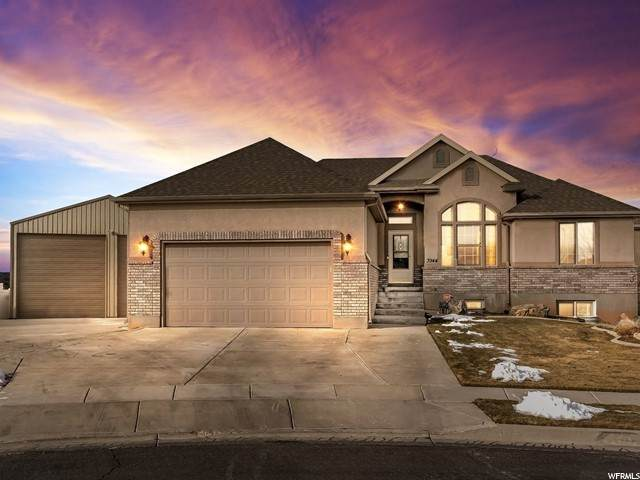 3944 W 1450 N, West Point, UT 84015 (#1718362) :: Doxey Real Estate Group