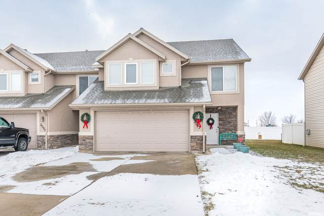 3103 W 450 N, West Point, UT 84015 (#1718392) :: Doxey Real Estate Group