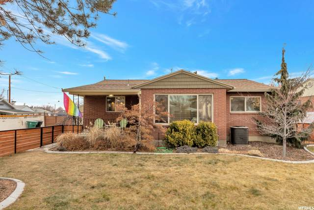 363 E 6270 S, Murray, UT 84107 (#1718395) :: Exit Realty Success