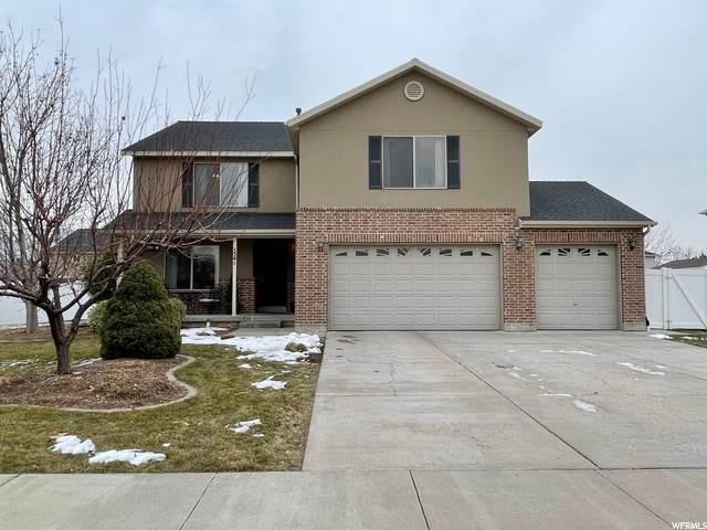 1541 W Barrington, Kaysville, UT 84037 (#1718400) :: Doxey Real Estate Group
